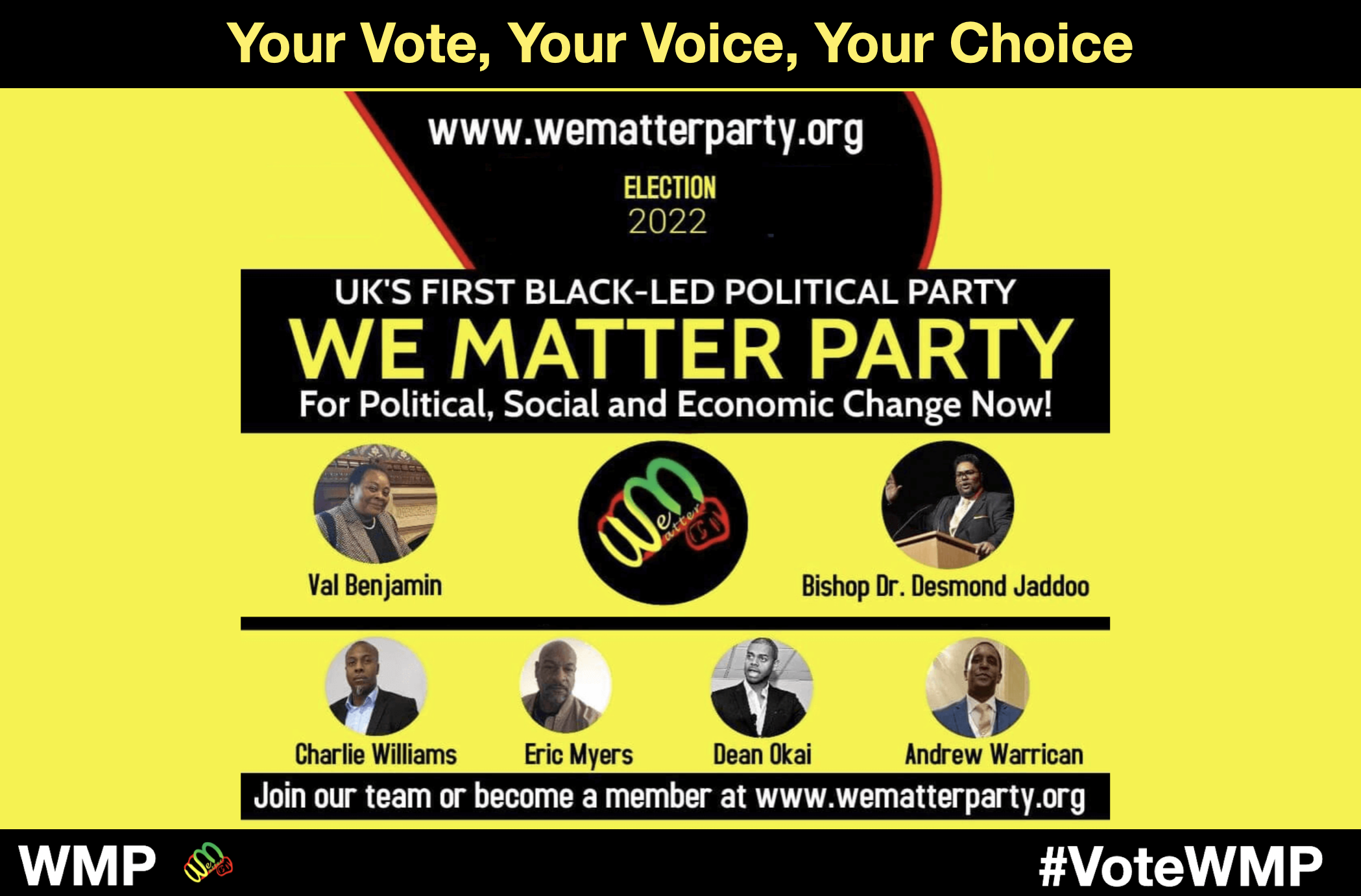 We Matter Party
